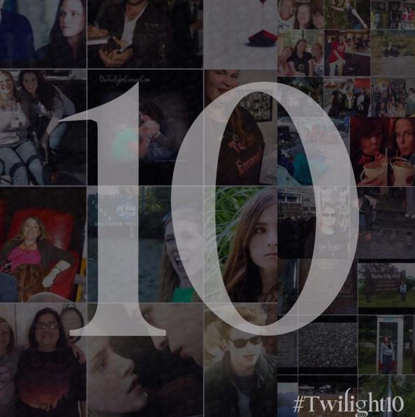 #Twilight10 Campaign